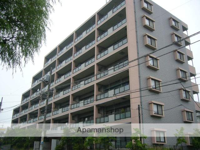 東京都町田市、成瀬駅徒歩11分の築14年 7階建の賃貸マンション