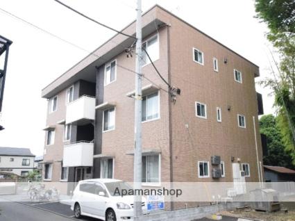 神奈川県相模原市南区、古淵駅徒歩36分の築4年 3階建の賃貸アパート