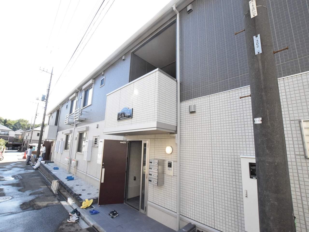 神奈川県相模原市南区、町田駅徒歩46分の新築 2階建の賃貸アパート