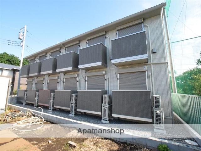 神奈川県大和市、南林間駅徒歩20分の築1年 2階建の賃貸アパート