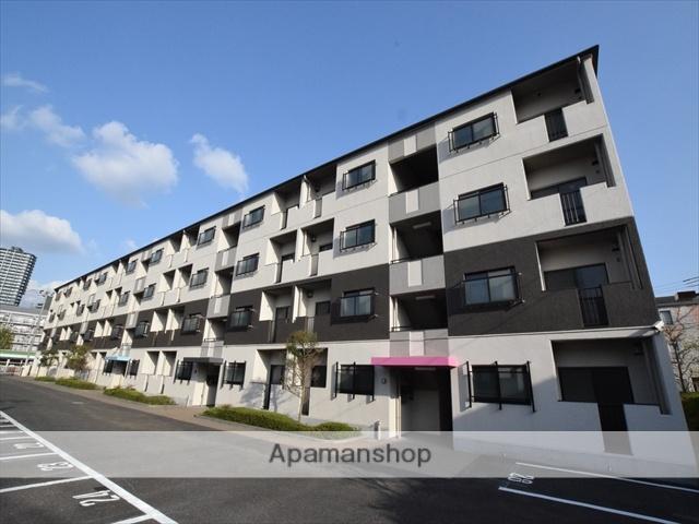 神奈川県相模原市南区、相模大野駅徒歩6分の築22年 4階建の賃貸マンション