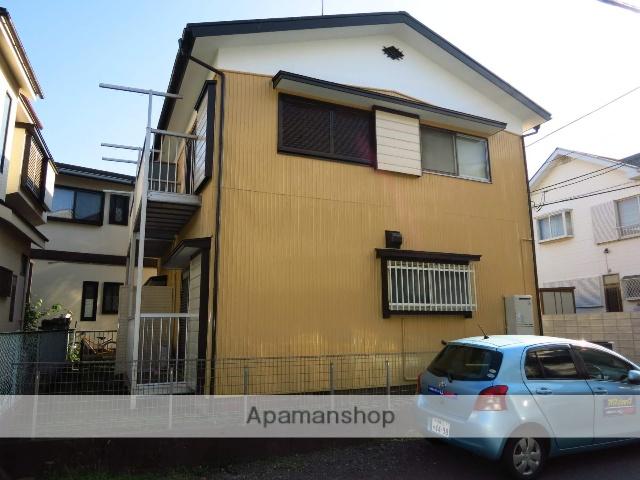 神奈川県相模原市中央区、淵野辺駅徒歩15分の築34年 2階建の賃貸テラスハウス