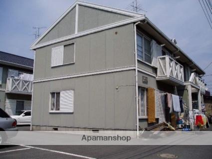 神奈川県相模原市南区、古淵駅徒歩21分の築26年 2階建の賃貸アパート