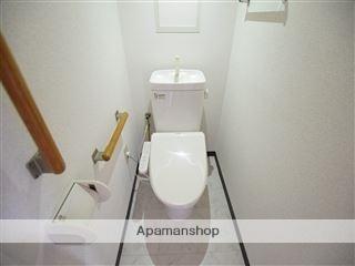 ジュイール鵜ノ森 東棟[4LDK/77.4m2]のトイレ