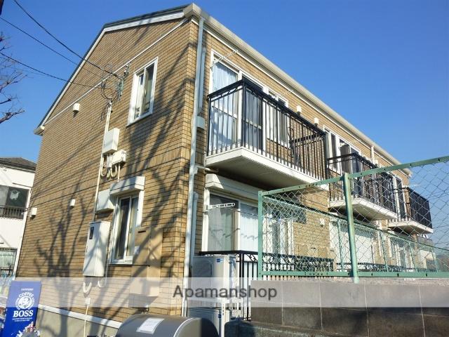 東京都町田市、成瀬駅徒歩8分の築9年 2階建の賃貸アパート