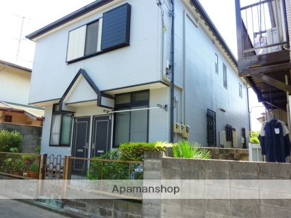 神奈川県相模原市南区、相模大野駅徒歩18分の築24年 2階建の賃貸アパート