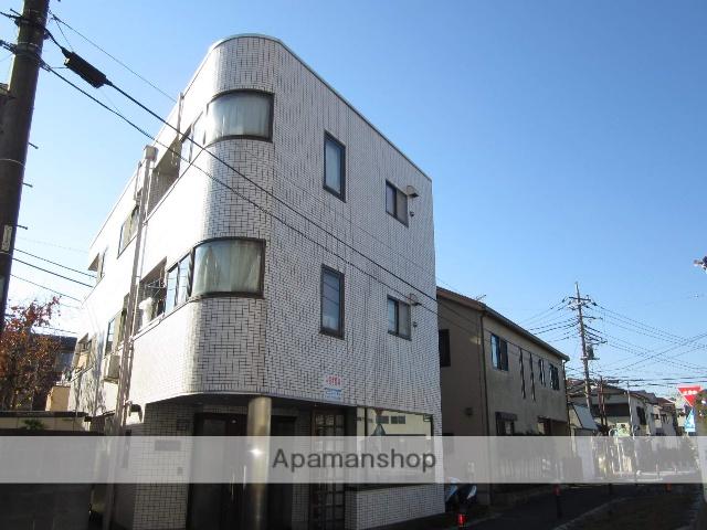 神奈川県相模原市南区、町田駅徒歩17分の築28年 3階建の賃貸マンション