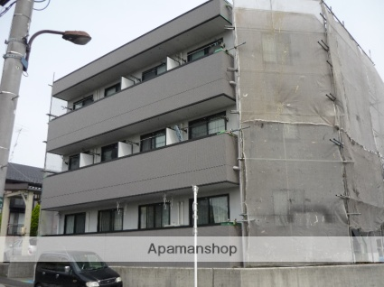 東京都町田市、古淵駅徒歩22分の築13年 3階建の賃貸マンション