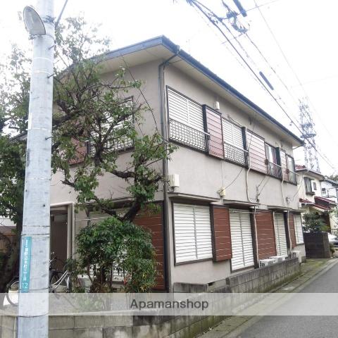 神奈川県相模原市中央区、古淵駅徒歩29分の築45年 2階建の賃貸アパート