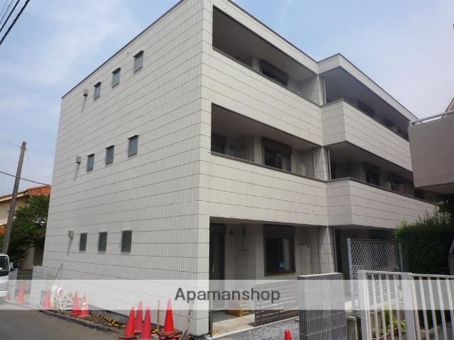 神奈川県相模原市南区、町田駅徒歩22分の築4年 3階建の賃貸マンション