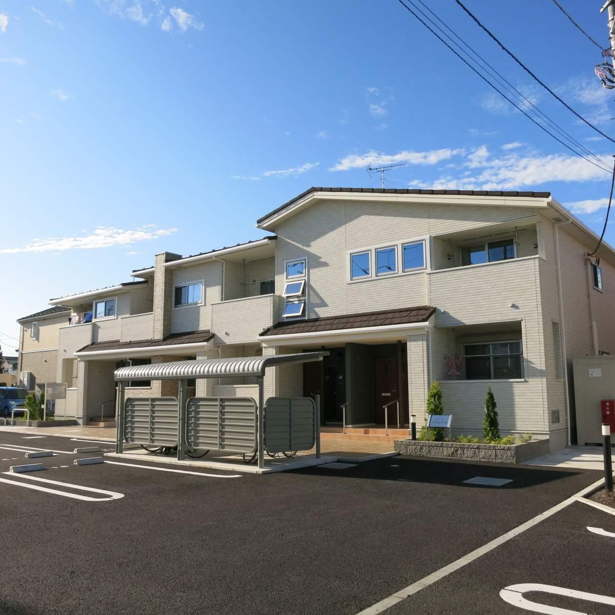 神奈川県相模原市中央区、番田駅徒歩26分の築3年 2階建の賃貸アパート