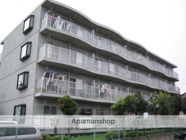 神奈川県相模原市中央区、古淵駅徒歩15分の築29年 4階建の賃貸マンション