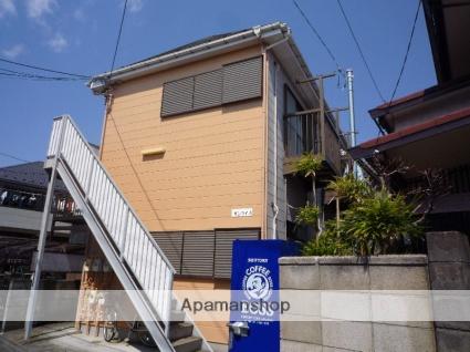 神奈川県相模原市南区、相模大野駅徒歩20分の築21年 2階建の賃貸アパート