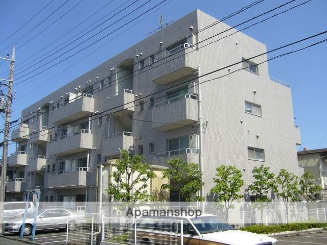 神奈川県相模原市南区、相模大野駅徒歩25分の築27年 4階建の賃貸マンション
