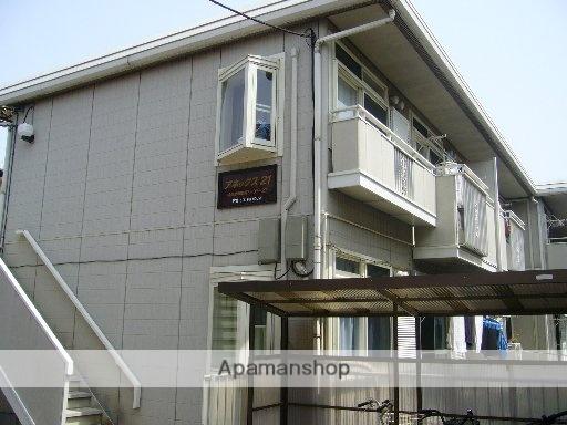 神奈川県相模原市南区、小田急相模原駅徒歩14分の築27年 2階建の賃貸アパート
