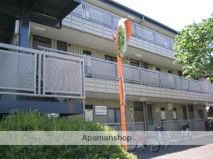 東京都町田市、古淵駅徒歩20分の築26年 3階建の賃貸アパート