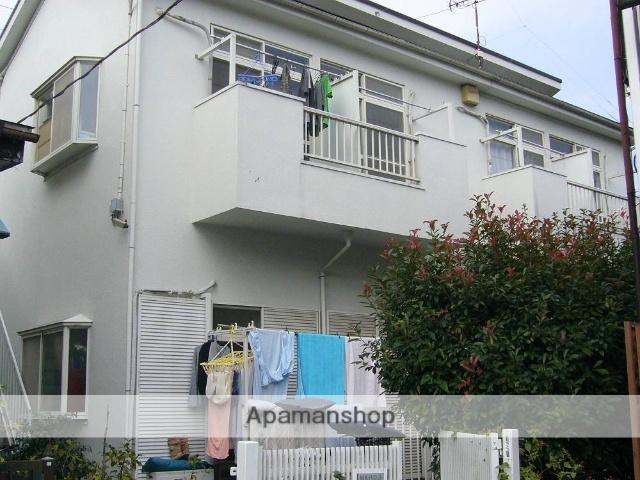 神奈川県川崎市麻生区、柿生駅徒歩37分の築29年 2階建の賃貸アパート