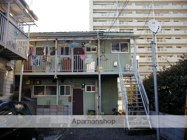 神奈川県相模原市南区、町田駅徒歩5分の築39年 2階建の賃貸アパート