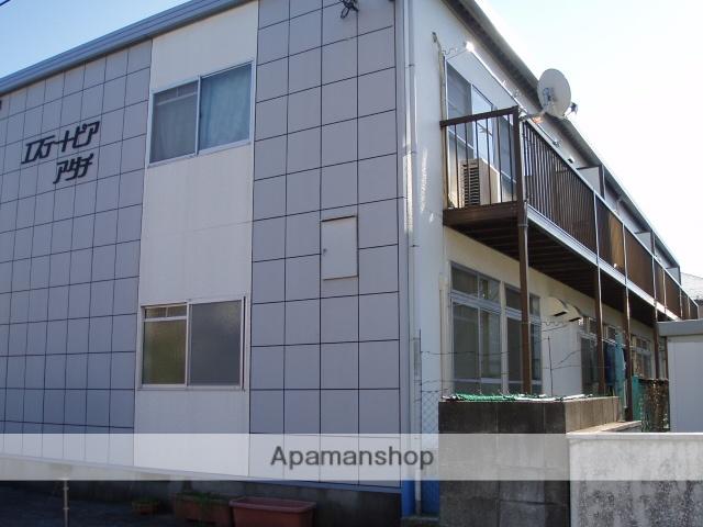東京都町田市、玉川学園前駅徒歩25分の築31年 2階建の賃貸アパート