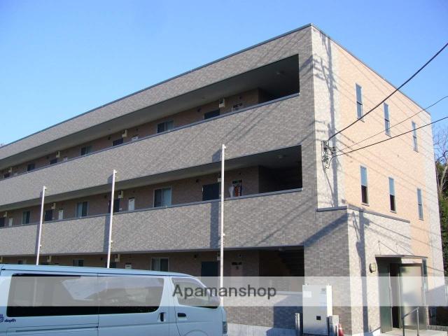 東京都町田市、町田駅神奈川中央交通バス15分ひなた村下車後徒歩6分の築9年 3階建の賃貸マンション