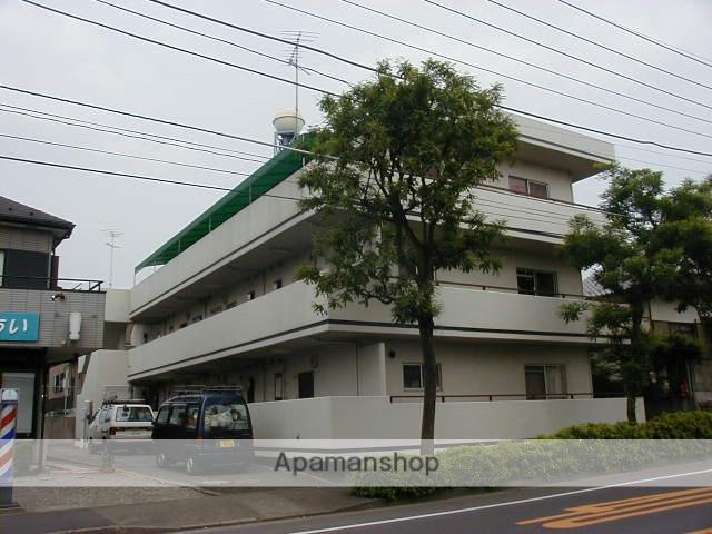 東京都町田市、古淵駅徒歩17分の築32年 3階建の賃貸マンション