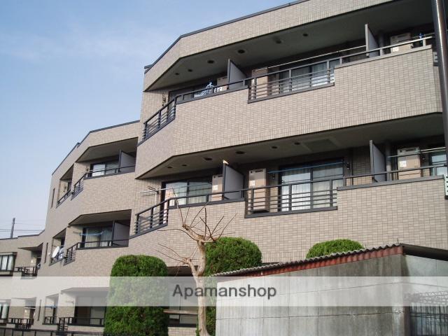 東京都町田市、柿生駅徒歩15分の築16年 3階建の賃貸マンション