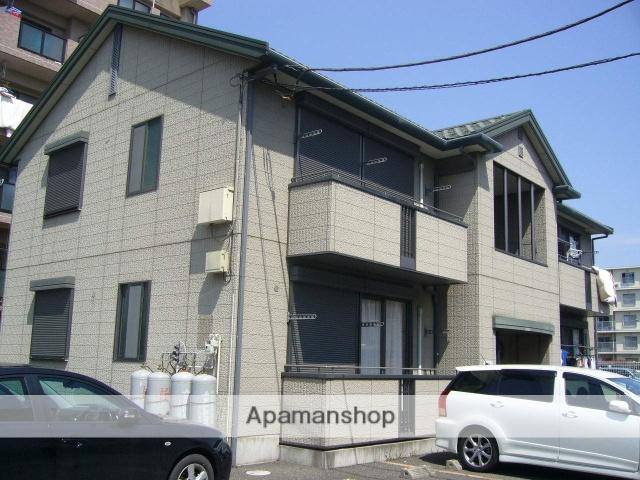 神奈川県相模原市南区、町田駅徒歩20分の築16年 2階建の賃貸アパート