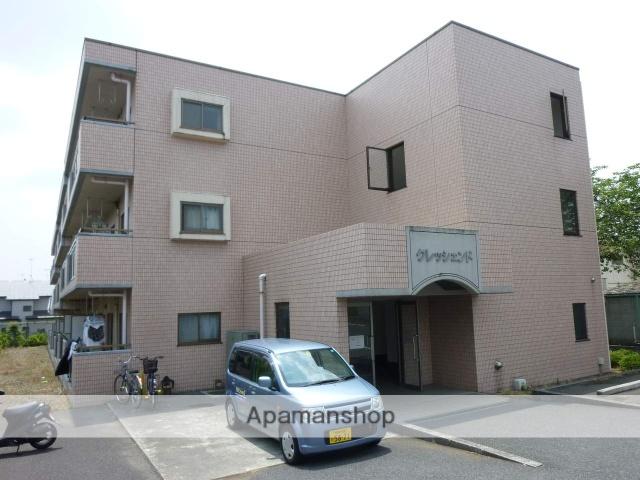 東京都町田市、古淵駅徒歩14分の築18年 3階建の賃貸マンション