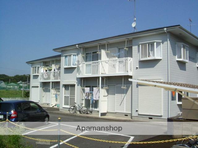 東京都町田市、淵野辺駅バス10分リサイクルセンター入口下車後徒歩1分の築22年 2階建の賃貸アパート