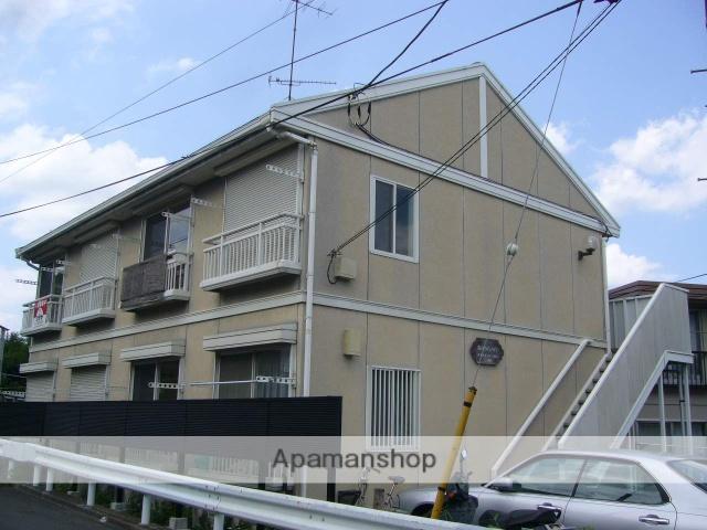 東京都町田市、町田駅徒歩15分の築23年 2階建の賃貸アパート