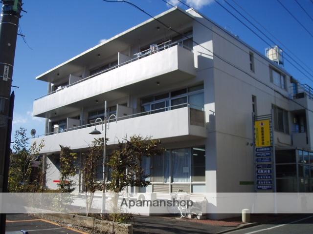 東京都町田市、町田駅徒歩6分の築38年 3階建の賃貸マンション