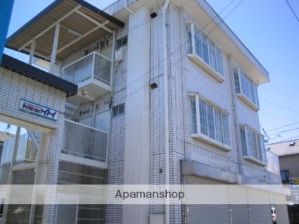 東京都町田市、町田駅徒歩15分の築40年 3階建の賃貸マンション