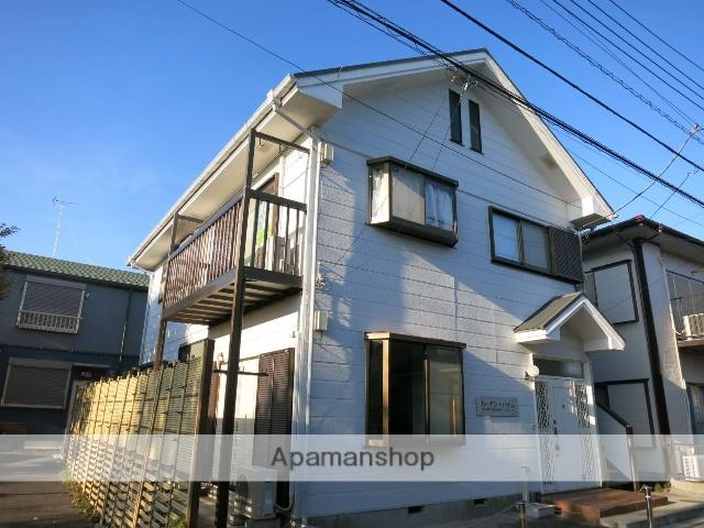 東京都町田市、町田駅徒歩9分の築27年 2階建の賃貸アパート