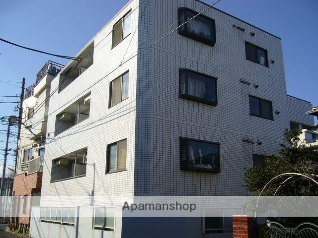 東京都町田市、町田駅徒歩12分の築26年 4階建の賃貸マンション