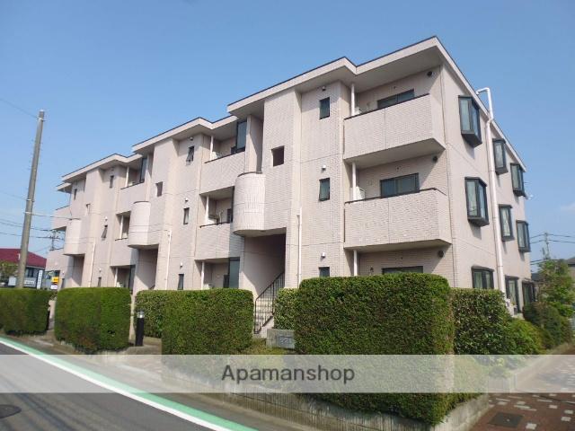 東京都町田市、町田駅徒歩18分の築24年 3階建の賃貸マンション