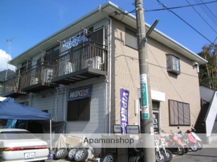 東京都町田市、古淵駅徒歩12分の築24年 2階建の賃貸アパート