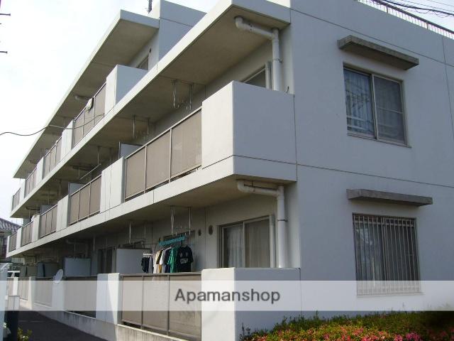 東京都町田市、成瀬駅徒歩20分の築16年 3階建の賃貸マンション