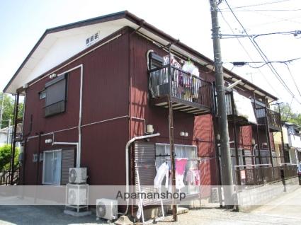 神奈川県相模原市南区、古淵駅徒歩10分の築32年 2階建の賃貸アパート