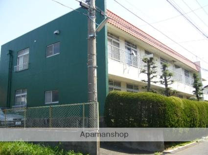 東京都町田市、成瀬駅徒歩7分の築35年 2階建の賃貸マンション