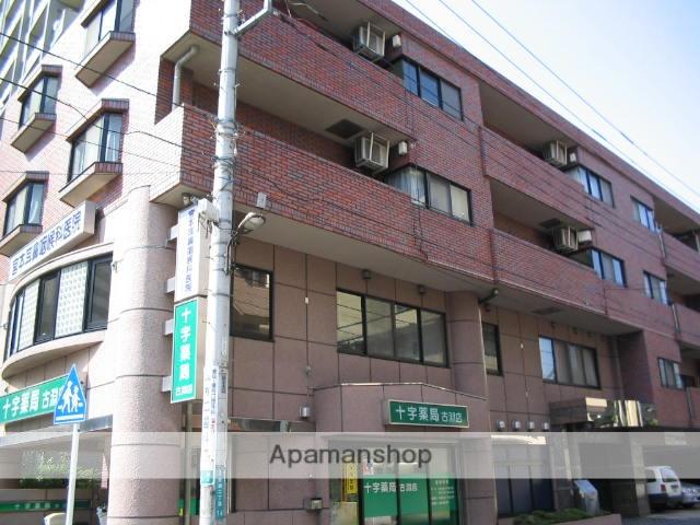 神奈川県相模原市南区、古淵駅徒歩2分の築19年 4階建の賃貸マンション