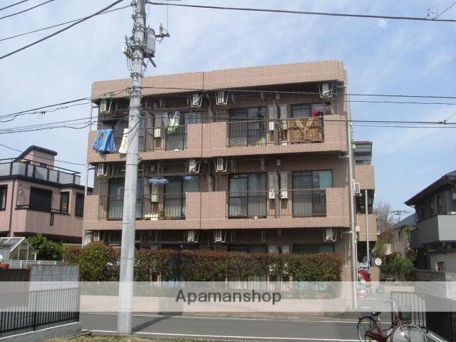 神奈川県相模原市中央区、古淵駅徒歩18分の築24年 3階建の賃貸マンション