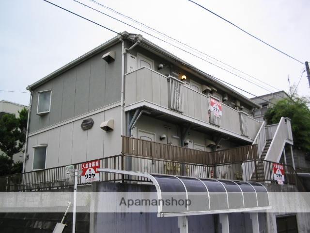 東京都町田市、成瀬駅徒歩8分の築26年 2階建の賃貸アパート