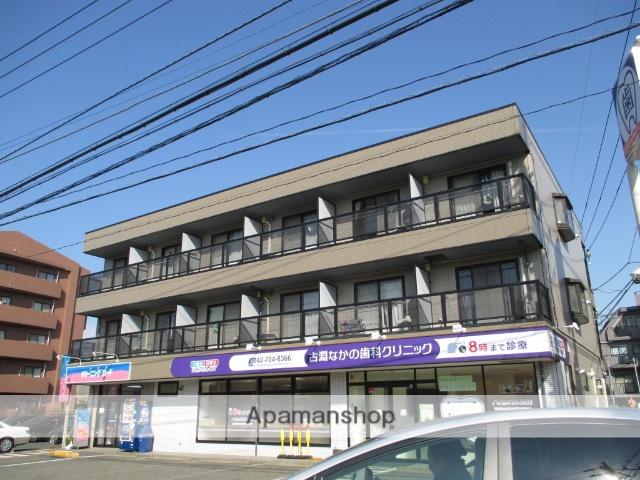 神奈川県相模原市中央区、古淵駅徒歩5分の築20年 3階建の賃貸マンション