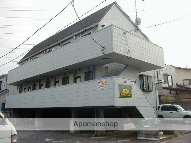 東京都町田市、町田駅徒歩10分の築26年 3階建の賃貸マンション