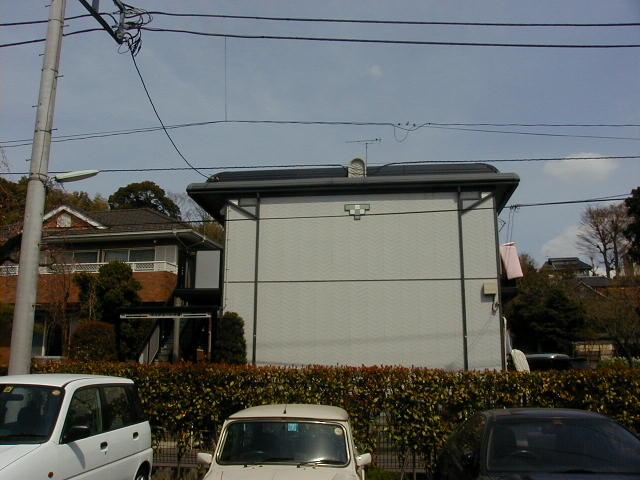 東京都町田市、鶴川駅徒歩19分の築23年 2階建の賃貸アパート
