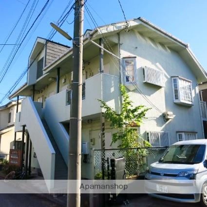 神奈川県相模原市南区、相模大野駅徒歩15分の築27年 2階建の賃貸アパート