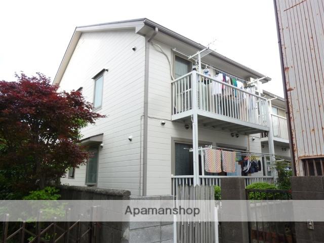 神奈川県相模原市南区、相模大野駅徒歩10分の築26年 2階建の賃貸アパート