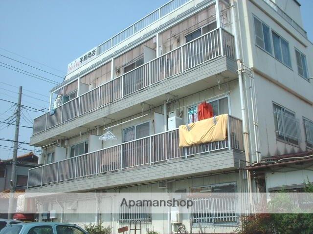 神奈川県相模原市南区、相模大野駅徒歩12分の築31年 3階建の賃貸マンション