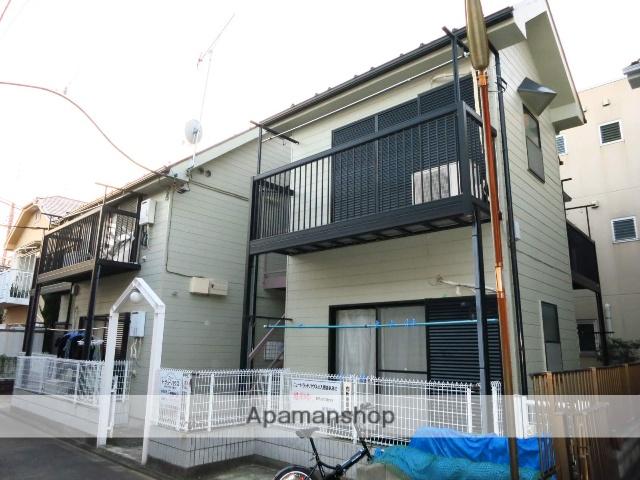 神奈川県相模原市南区、相模大野駅徒歩15分の築25年 2階建の賃貸アパート