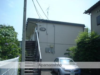 神奈川県相模原市南区、相模大野駅徒歩14分の築29年 2階建の賃貸アパート
